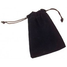 Bolsa terciopelo negro 80 x...