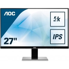 "Monitor AOC 27"" 4K LCD..."