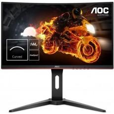 "Monitor Curvo AOC 23.6"" LCD..."