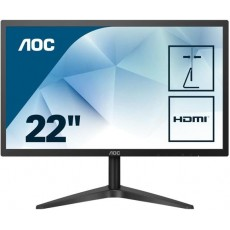 "Monitor AOC 21,5"" LED..."