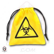 Qw bolsa dados biohazard...