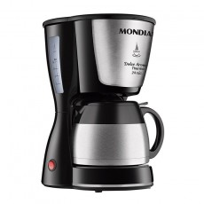 Oferta BRA A170487 Cafetera perfecta negra aluminio| kiwiku