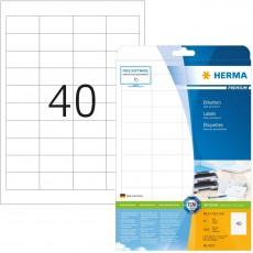 Etiquetas premium48,5x25,4...