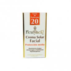 Crema Solar Facial Spf 20...