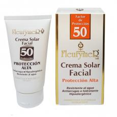 Crema Solar Facial Spf 50...