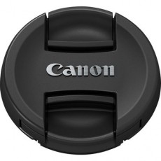 Tapa de objetivo Canon E49...