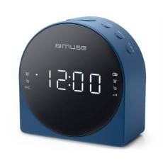 Radio despertador azul mas...