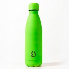 Botella verde fluor water...