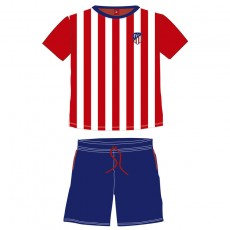 Pijama atletico madrid...