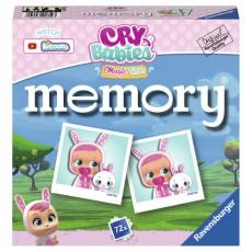 Juego memory bebes llorones