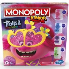 Juego monopoly junior...
