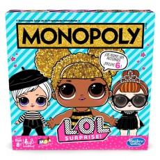 Juego monopoly junior lol...