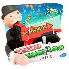 Juego monopoly dinero loco