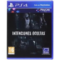 Juego Sony Ps4 Intenciones...
