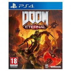 Juego Sony Ps4 Doom Eternal...