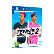 Juego Sony Ps4 Tennis World...