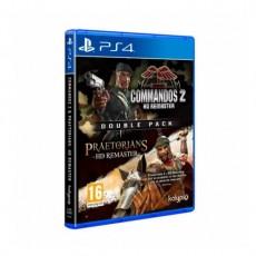 Juego Sony Ps4 Commandos 2