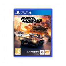 Juego Sony Ps4 Fast Furious...