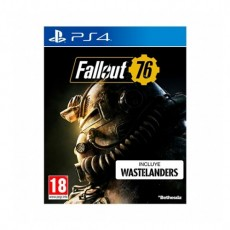 Juego Sony Ps4 Fallout 76...