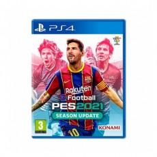 Juego Sony Ps4 Efootball...