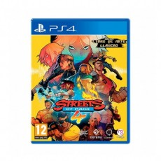 Juego Sony Ps4 Streets Of...