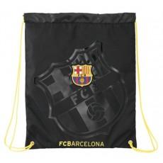 F.c. barcelona black - saco...