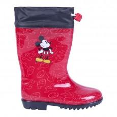Botas lluvia pvc mickey,...
