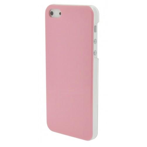 768f37363a7 Blautel iPhone 5 Carcasa Protectora Trasera Rosa - Electrónica - Kiwiku.com