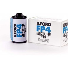Ilford FP4 Plus - Carrete...