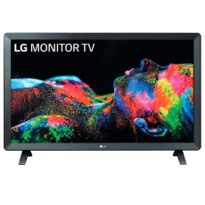 "Monitor TV lg 24"" hd smart..."