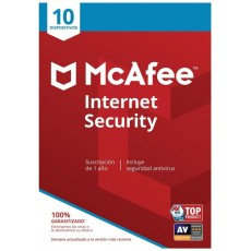 Mcafee Internet Security...