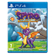 Juego Sony Ps4 Spyro...