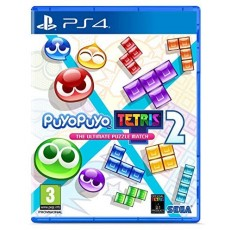 Juego Sony Ps4 Puyo Puyo...