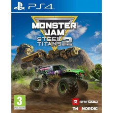 Juego Sony Ps4 Monster Jam...