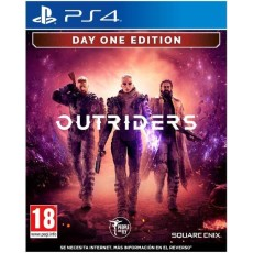 Juego Sony Ps4 Outriders...