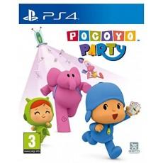Juego Sony Ps4 Pocoyo Party