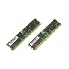 Memoria 4Gb Kit (2X2Gb) DDR...