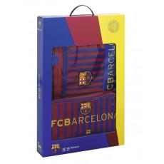F.c. barcelona set regalo...
