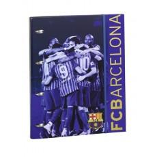F.c. barcelona black - plumier doble pequeÑo 34 piezas c4a102e6803