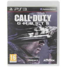 Juego ps3 call of duty ghosts