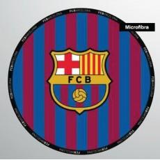 Toalla fc barcelona redonda...
