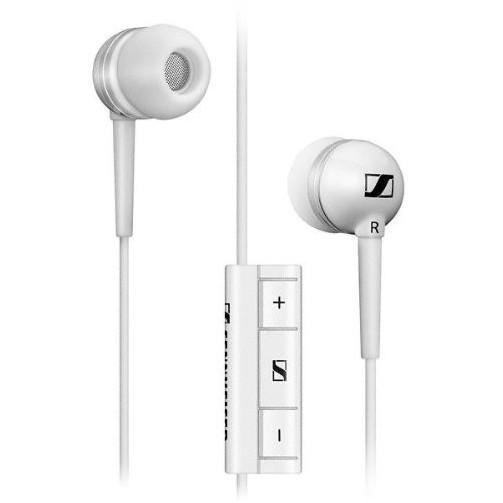 f3fc1653e5c Sennheiser MM 30 G - Auriculares in-ear (Con micrófono, control remoto  integrado), blanco: Kiwiku.com: Electrónica