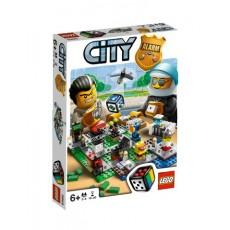 Juego de tablero lego city...