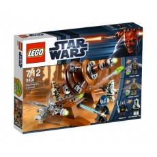 Lego star wars genosian cannon
