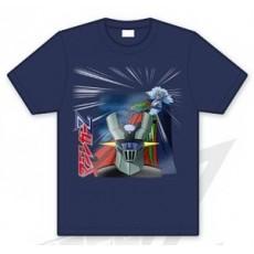 Camiseta mazinger z dc...